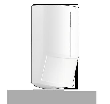 Dualer- Bewegungsmelder, Passiv Infrarot und Mikrowellen
